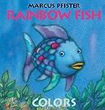 Rainbow Fish, Marcus Pfister, 0735819300