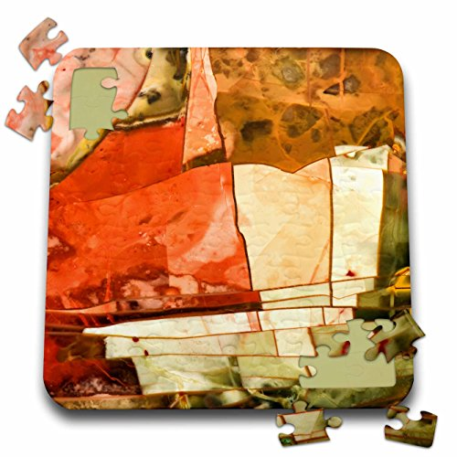 3dRose Danita Delimont - Abstracts - Oregon, Owyhee River Valley. Morrisonite Jasper - US38 BJA0729 - Jaynes Gallery - 10x10 Inch Puzzle (pzl_93705_2)