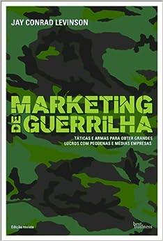 Book Marketing de Guerrilha (Em Portuguese do Brasil)