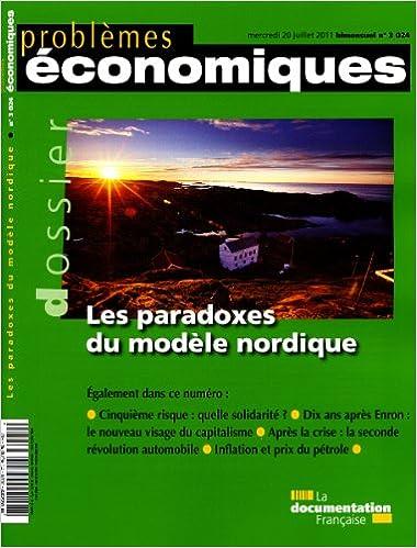 Livre Les paradoxes du modèle nordique (N.3024) epub, pdf