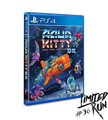 Aqua Kitty DX - PS4 (Limited Run #36)