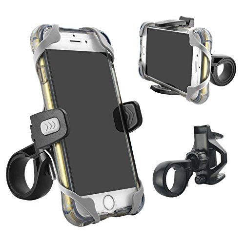 Phone Holder for Bicycle and Motorcycle, Tackform Freedom Bi