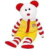 TY Beanie Baby - RONALD McDONALD the Bear (Orlando McDonalds Convention Center Exclusive)