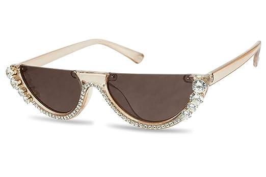 Amazon.com: SunglassUP - Gafas de sol semirretráctiles con ...
