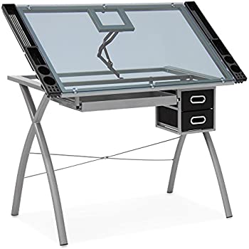 Amazon Com Best Choice Products Office Drawing Desk