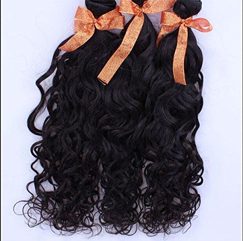 Beautiful DaJun Hair 6A Cambodian Virgin Human Hair Weft Natural Curly 3Pcs/lot 300Gram Natural Colour (trademark:DaJun)