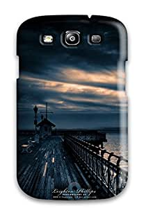 Premium Modern Back Cover Snap On Case For Galaxy S3