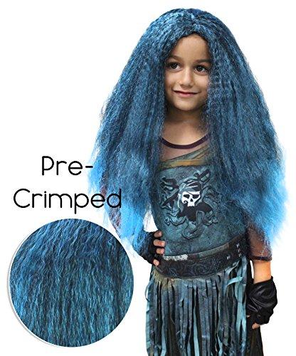 Teal Turquoise Cosplay Halloween Uma -