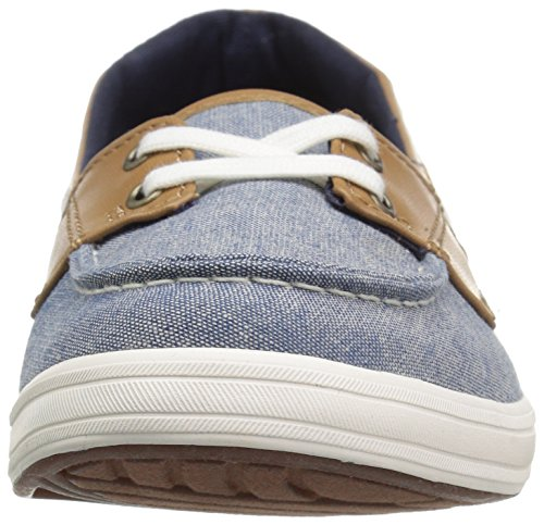 Dark Chambray Women's Blue Keds Glimmer Sneakers qgpwxBIzE