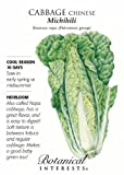 Chinese Michihili Cabbage Seeds – 2 grams, Appliances for Home