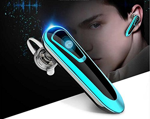 Bluetooth Earpiece Headsets for Safety Drive and Office Business, Car Speakerphone Handsfree, 24hour Long Battery Playtime Earbuds, In Ear Headphones with Microphone Noise Cancelling for Taxi Uber by BilmiX (Image #5)