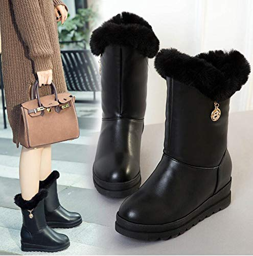 And Children'S Increased Black And In AGECC Short Shoes Are Boots Autumn Boots Boots Winter w877qTx1z