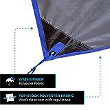 Rain Fly Bear Butt - Easy Set Up Portable Hammock