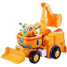 """Super Wings - Transforming Vehicle Donnie (For Use With 2"""" Figures)"""