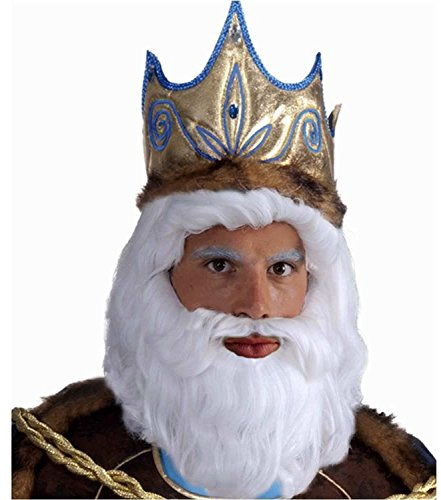 Forum Novelties King Neptune Wig