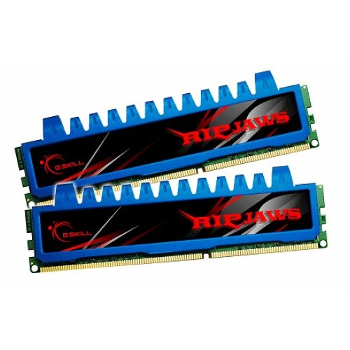 es 4GB (2 x 2GB) 240-Pin DDR3 SDRAM 1333 (PC3 10666) Desktop Memory Model F3-10666CL8D-4GBRM ()