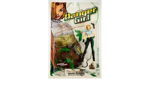 Danger Girl Abbey Chase Action Figure by Danger Girl: Amazon ...