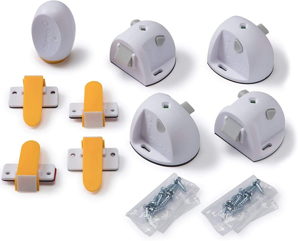 Qtubby baby safety Magnetic Locking System 1pack