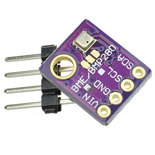 Amazon.com - GY-BME280 I2C Barometric Pressure Temperature Humidity Sensor Module