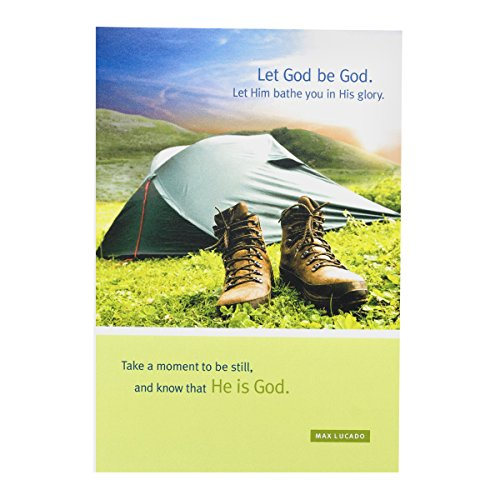 Thinking of You Inspirational Boxed Cards - Max Lucado - Hiking Boots