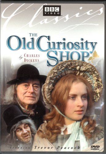 Charles Dickens - The Old Curiosity Shop - Olds 98 Top