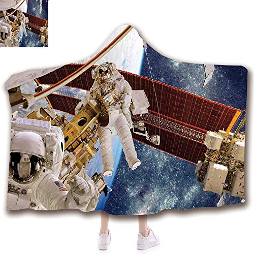 Coil 10 Search (Fashion Blanket Ancient China Decorations Blanket Wearable Hooded Blanket,Unisex Swaddle Blankets for Babies Newborn by,Station Scenery Science Deep Dark Matter Search,Adult Style Children Style)