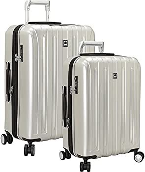 Delsey Two-Piece Hardside Spinner Set