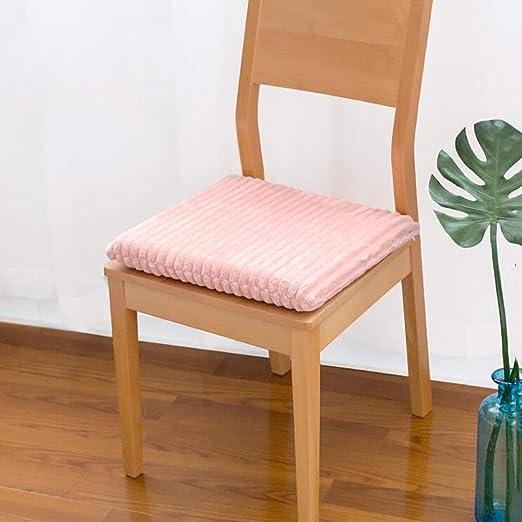 Seat cushion Cojín De Silla Cuadrado De Espuma De La Memoria ...