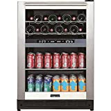 Appliances : Dual-Zone Built-In Wine and Beverage Center