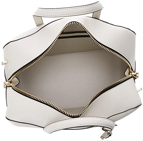a Cement Calvin Duffle Klein secchiello Borse Donna Frame Bianco 74I87