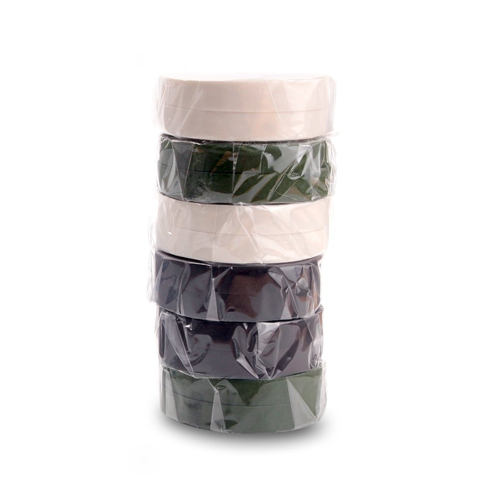 Topenca Supplies Floral Tape Brown Ideal for Bouquet Stem Wrap Floral Arranging and Craft Projects 2 Pack 1//2 inch Wide x 30 Yards