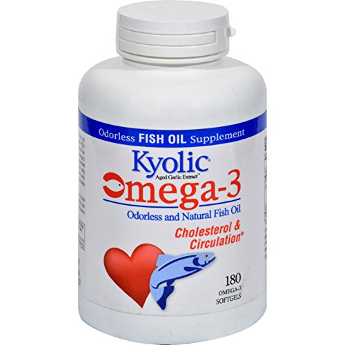 Kyolic Aged Garlic Extract EPA Cardiovascular - 180 (Epa Garlic Extract)