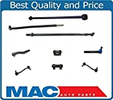 After 03/22/99-2004 9Pc Kit Ford 4x4 F250 F350 4WD F350 Superduty Tie Rods Steering Kit