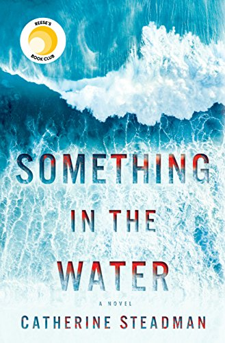 Something in the Water: A Novel cover