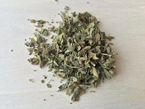 Marshmallow, Althea officinalis (Leaf) Organic ~ Sacred Herbs and Spices from Schmerbals Herbals (Leaf Herb Single)