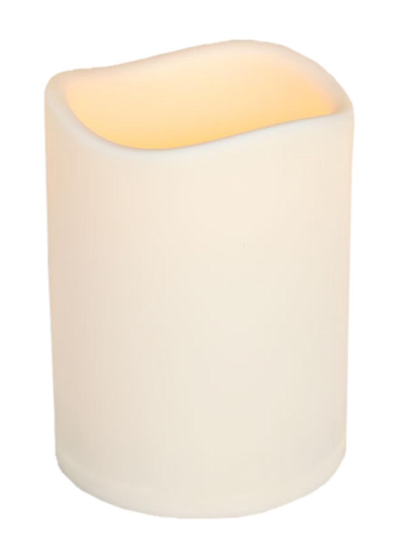 大量入荷 (15cm) - x - Everlasting Glow LED Indoor/Outdoor 6-Inch Candle, Timer, Bisque, 12cm x 15cm 6-Inch B003IT6IV0, 美馬町:dff24051 --- senas.4x4.lt