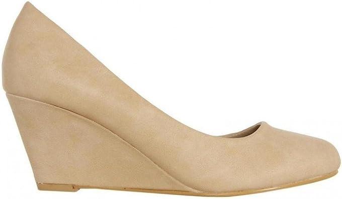 Urban Zapatos de cuña B041170-b7200 para Mujer