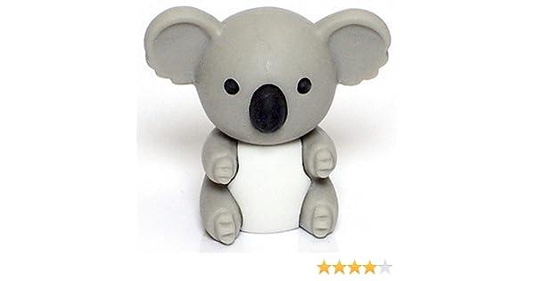 Ty Beanie Puzzle Borrador Aussie Koala Iwako: Amazon.es: Juguetes y juegos
