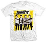 5 Seconds of Summer - Album Shirt T-Shirt Size L