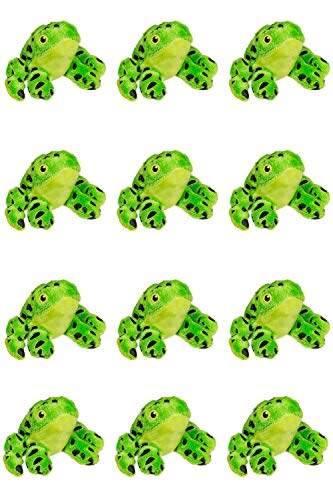 Wildlife Tree 12 Pack Green Dart Frog Mini 4