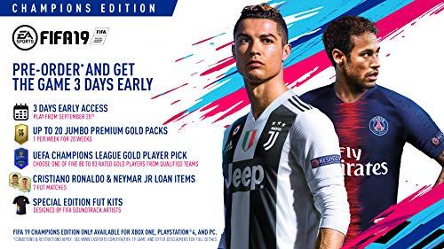 fifa 19 champions edition xbox one ebay