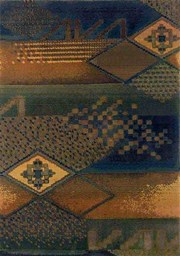 Sphinx by Oriental Weavers: Kharma II Rugs: 618F: 9'9''X12'2'' Rectangle