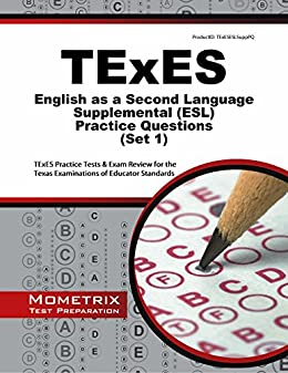 esl supplemental practice 3 Test and improve your knowledge of texes special education supplemental (163): practice & study guide with fun multiple choice exams you can take online with studycom.
