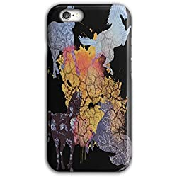 Horse Cool Animal Fashion Animal Zoo iPhone 6 / 6S Case | Wellcoda