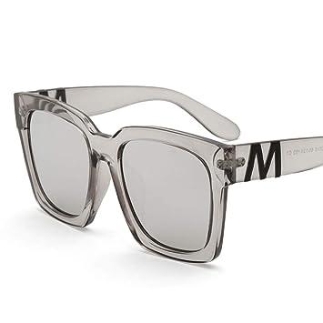 ODSHY Gafas de Sol cuadradas de Montura Grande Gafas de Sol ...
