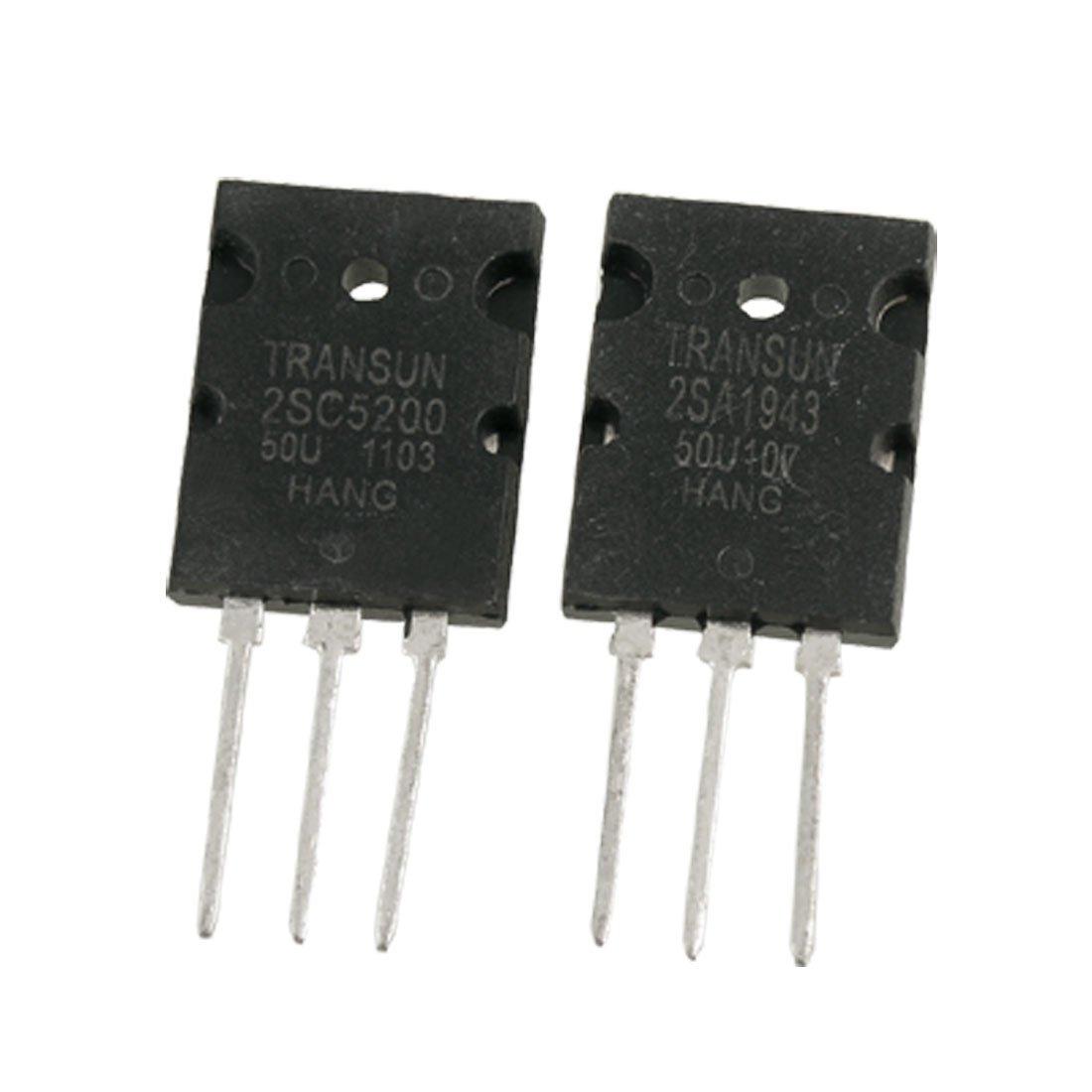 50pcs General Propose 2N2907 25V 0.1A TO-92 Package PNP Transistor SODIAL Transistor R