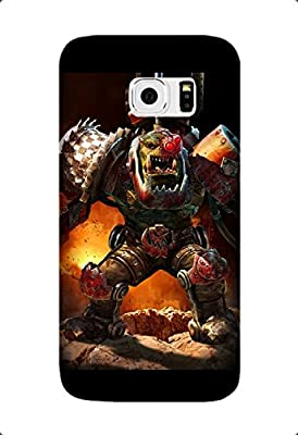Amazon.com: Samsung Galaxy S6 Edge Plus/S6 Edge+ Case, Game ...