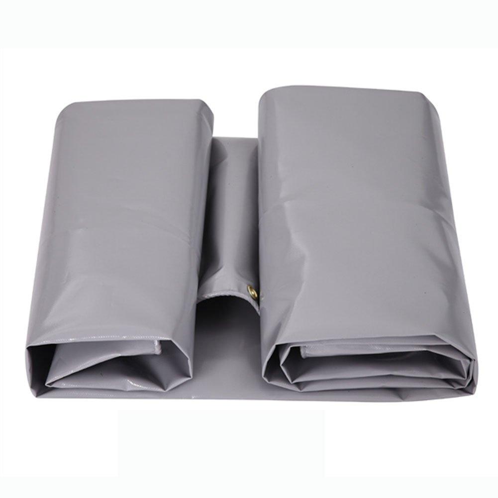 JIANFEI オーニング 防水耐寒性反太陽簡単な折り畳み軽量ポリエステル糸の厚さ0.6ミリメートルはカスタマイズすることができます (色 : Gray, サイズ さいず : 3x7m) B07FYBQW7W 3x7m|Gray Gray 3x7m