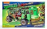 Teenage Mutant Ninja Turtles Shellraiser Group Vehicle