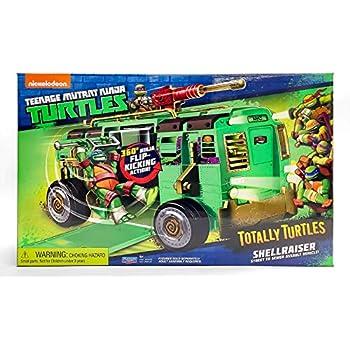 Amazon.com: Teenage Mutant Ninja Turtles Shell Raiser ...